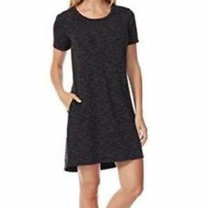 32° cool women's short sleeve pocket dress  M